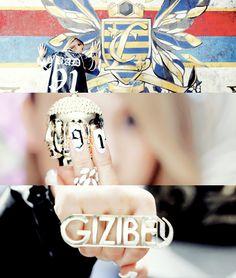 The Baddest Female #CL #Gizibe #2ne1