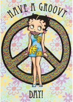 Peace....Betty Boop