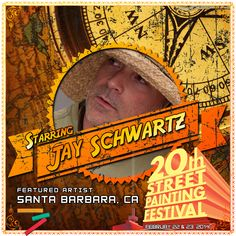 Jay Schwartz  http://streetpaintingfestivalinc.org/index.php/artists/featured-artists/27-jay-schwartz