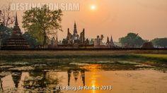 Le Parc Historique de Sukhothai (Phitsanulok)