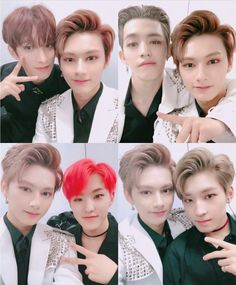 Jun with DK, S.coups, Hoshi, Wonwoo. #kpop #kpopidol #kpopboys #kpopboygroup #seventeen #svt #saythename17 #jun #dk #dokyeom #scoups #hoshi #wonwoo