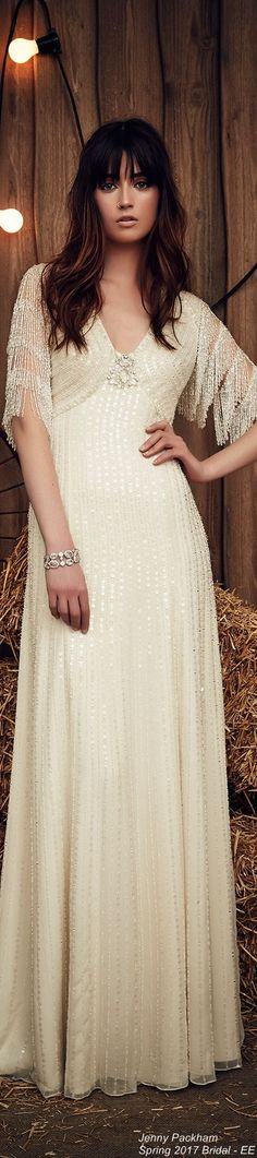 Jenny Packham Spring 2017 Bridal Collection - EE