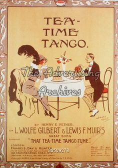Tea - Time Tango