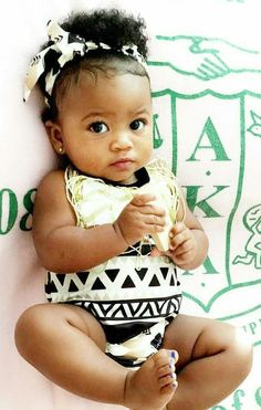Babies with Natural Hair, Hair Styles for Kids, Beautiful Girl