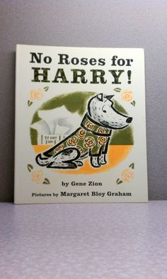 No Roses for Harry- 1968 Scholastic Vintage Children's Book