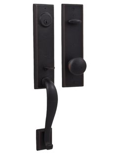 Front Door Hardware - The Greystone - Barcres