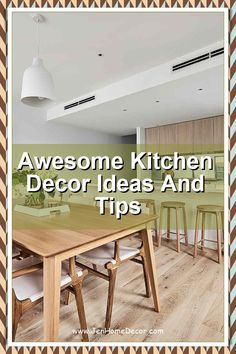 Small kitchen ideas – to turn your compact room into a smart space and to add some life and decoration in the kitchen with out cluttering work surfaces. Decorating Kitchen, Kitchen Decor, Work Surface, Modern Spaces, Country Kitchen, Cool Kitchens, Dining Bench, Compact, Kitchen Ideas