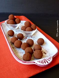 Dolcetti turchi frutta secca e cacao