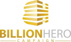 The Billion Hero Campaign is a game where you learn how to use digital currencies, while helping to determine which causes get a share of the billion dollar prize.