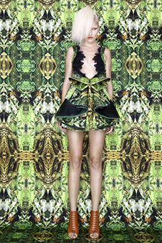 tribal fashion editorial | From Eclectic Tribal Editorials to Futuristic Amazonian Fashion