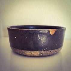 Bowl with kintsugi repair.