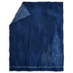 Cinderella Castle Fleece Throw - Walt Disney World