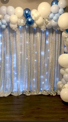 Simple Birthday Decorations, Balloon Decorations Party, Baby Shower Decorations, Wedding Decorations, Party Decoration Ideas, Balloon Backdrop, Sweet Sixteen Decorations, 18 Birthday Party Decorations, 50th Anniversary Decorations