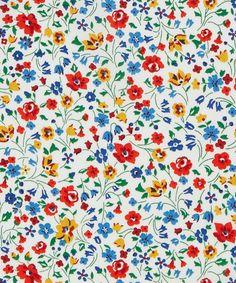 Liberty Art Fabrics Kimberly Sarah A Tana Lawn Cotton