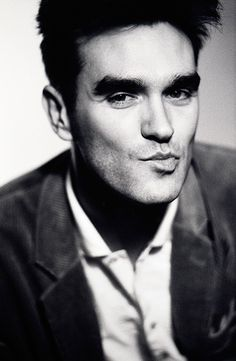I know The Moz wouldn't be interested, but it doesn't change the fact that he absolutely smolders.