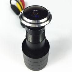 2016 Upgrade New 170 Degree Wide Angle Door Eye Camera Sony Ccd  700TVL Bullet Mini CCTV Camera -PAL