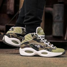 Reebok QUESTION  sneakers  sneakernews  StreetStyle  Kicks  adidas  nike   vans 5d1d87257