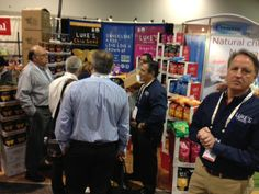 Crowd at Expo West Trade show Organic Chips, My Job, Trade Show, My Passion, Crowd, Kids, My Crush, Young Children, Boys