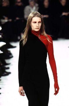 Ann Demeulemeester Fall/Winter 1996 | Kirsten Owen