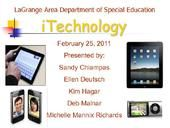 I technology education 1