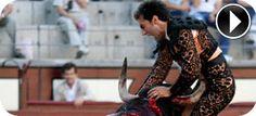 El toro pegó duro::  FERNANDO CRUZ 15.08.2012 - Mundotoro.com