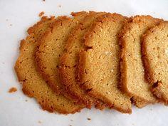 semolina brown sugar cookies