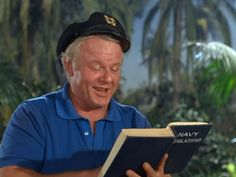 Apparently they even had books on Gilligan's Island...