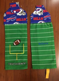 A personal favorite from my Etsy shop https://www.etsy.com/listing/548881197/billieve-towels-love-my-buffalo-sport
