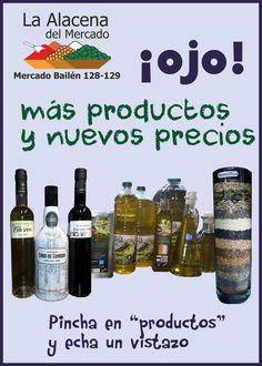 OJO! mas productos y nuevos precios #siemprepensandoenti