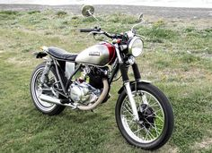RE-PIN THIS!!! http://www.cardosystems.com/    Cafe Racer Design SourceYamaha SR250 @The Official Cafe Racer Design