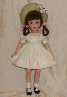 "Madame Alexander Margaret O'BRIEN 18"" doll"