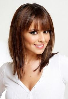 Womens Hairstyles With Bangs Hairstyles Over 50 With Bangs  Google Search  Hairstyles To Try