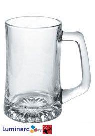 15 oz sport glass mug