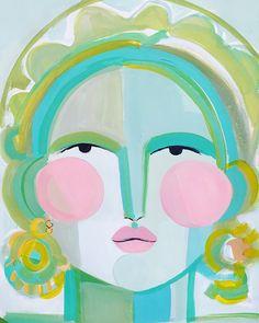 Hayley Mitchell Art interview