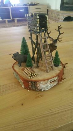 regalo casero para un cazador, man # para . - regalo casero para un cazador, cumpleañero # para # Cazadores…, # deco - Man Projects, Projects To Try, Wooden Crafts, Diy And Crafts, Diy Cadeau Noel, Gifts For Hunters, Presents For Her, Diy Presents, Homemade Gifts