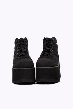 Rise Up Platform Boots | Yayer