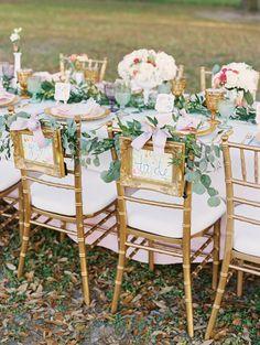 N'en a-t-on pas toutes déjà rêvées, d'un joli mariage pailleté ? De belles inspirations pour un mariage doré à souhait à découvrir, histoire de dire Waouh !