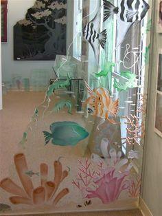 Previous Glass Paint Contest Winner by Sans Soucie Art Glass Studios, Inc. https://www.facebook.com/pages/Sans-Soucie-Art-Glass-Studios-Inc/253834565252