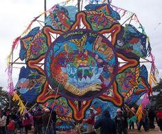 Sumpango Kite Festival, Guatemala