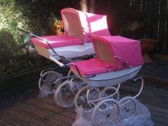 Pram Stroller, Baby Strollers, Vintage Pram, Prams And Pushchairs, Dolls Prams, Baby Carriage, Barbie, Children, Modern