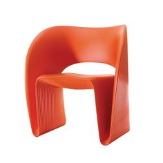 Fauteuil Magis RAVIOLO Black Outdoor Furniture, Contemporary Garden Furniture, Bench Furniture, Italian Furniture, Contemporary Design, Ron Arad, Patio Chairs, Outdoor Chairs, Easy Chairs