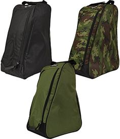 Nitehawk – Sac pour bottes de chasse de pêche – pour bottes en caoutchouc b817d1fc0b45
