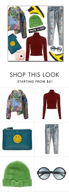 """""""Winter Getaway: Europe"""" by dorinela-hamamci on Polyvore featuring Vivienne Westwood, A.L.C., Anya Hindmarch, Repeat, Tom Ford, Fujifilm, polyvorecontest, Packandgo and polyvoreditorial"""