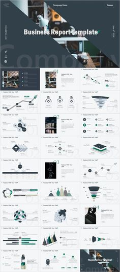 Business Report ppt template Item Details: A good business plan PowerPoint template contains foremos Ppt Design, Design Food, Powerpoint Design Templates, Design Poster, Keynote Template, Report Template, Poster Sport, Poster Cars, Poster Retro