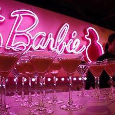 Pink Barbie bitch!