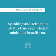 When we don't tell the truth, we often get caught in a cycle of dishonesty, continuing to tell more lies to cover our tracks.  This dishonesty can harm our personal wellbeing, leaving us feeling anxious or ashamed. Improve your well-being by practicing honesty. #ValueOfTheDay Got Caught, Tell The Truth, Honesty, Anxious, Life Skills, To Tell, Improve Yourself, Acting, Feelings