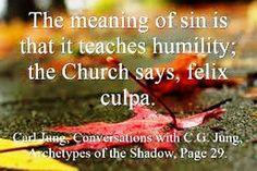"Carl Jung Depth Psychology: Carl Jung on ""Sin."""