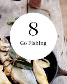 #8 on our summer bucket list: Go Fishing