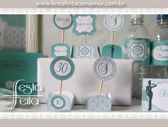 """Teen Party Idea. Breakfast at Tiffany's inspired party, party printable, party decor. Color close to """"Tiffany  Blue"""". If I never see turquoise used for """"Tiffany  Blue"""", it won't be soon enough!"""
