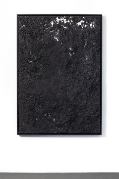 Jason Loebs - Cold Flow Creep at Essex Street, NYC (2014); Artistic treatment of heat and mineral as a means to analyze the ways in which natural resources are transformed by social organization into instruments of human control and value production.